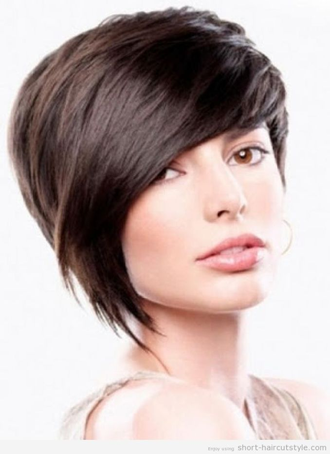 Image Result For Asymmetric Short Hairstyles