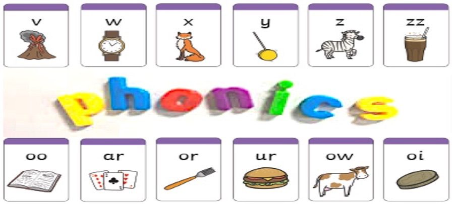 Phonics workshops for parents and carers