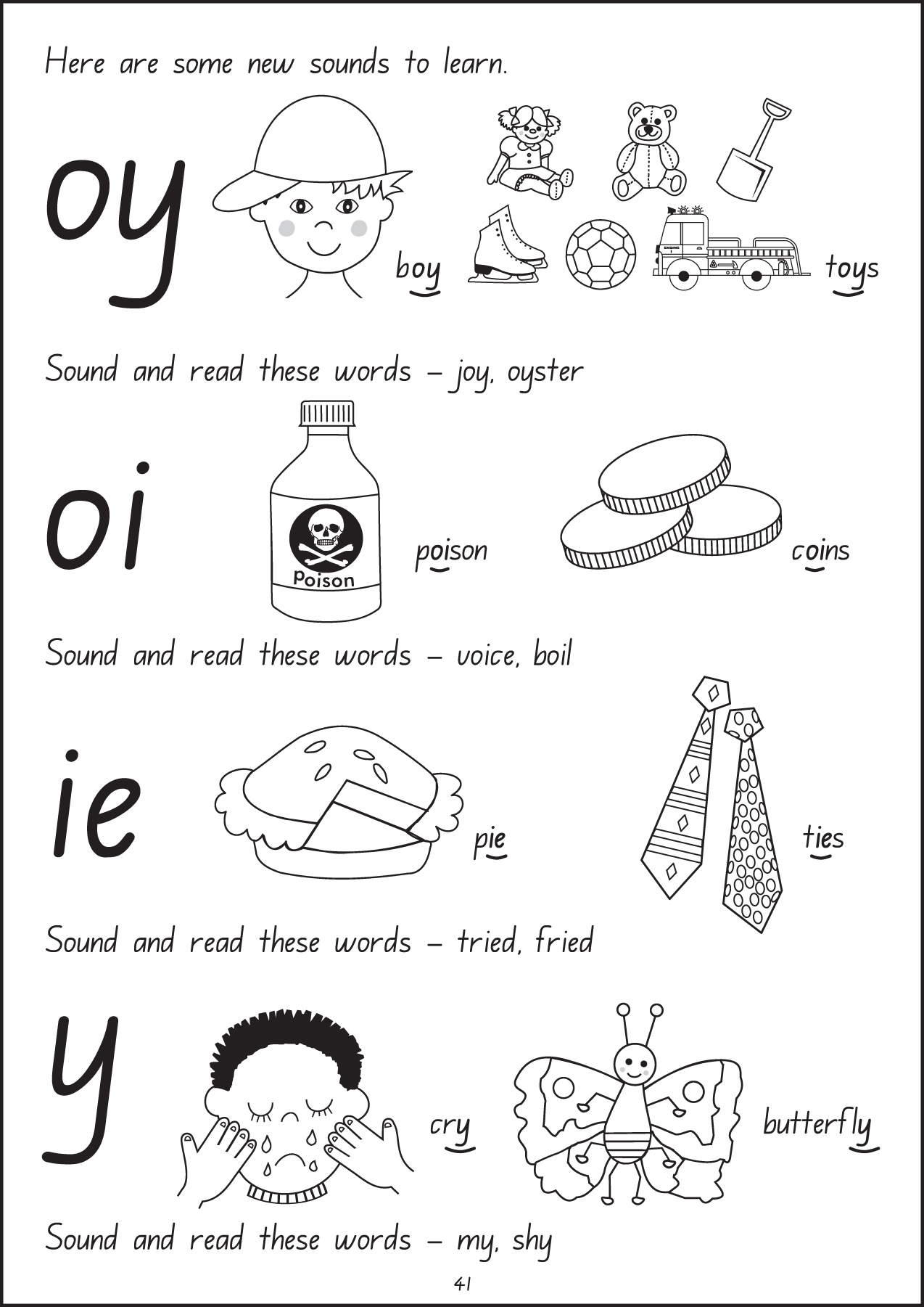 Wow I Can Read Writing Workbook Stage 3 Double Sounds