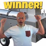 Winner of CaterPro Cart
