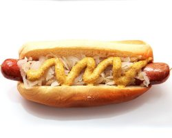 make your own homemade hot dogs
