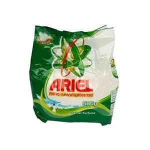 ariel-washing-powder detergent (500g)