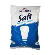 Dangote Iodized salt 1kg