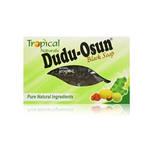 Dudu-osun bathing soap