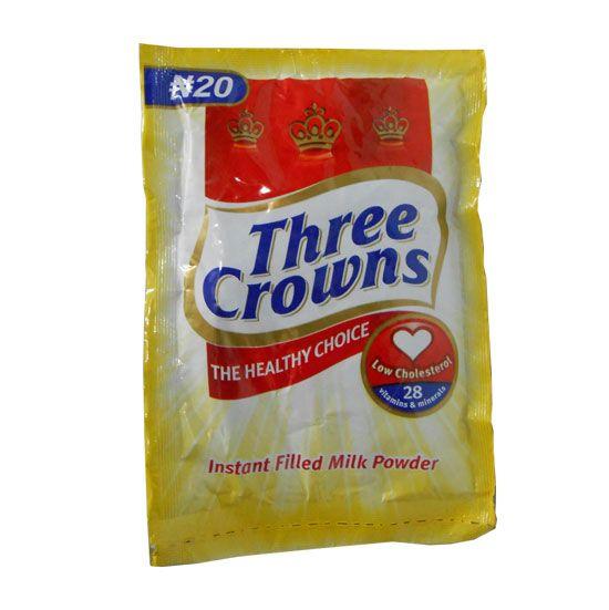 Three Crown Powder Milk 20g