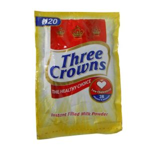 Three Crown Powder Milk 20g