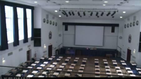gthall exam layout