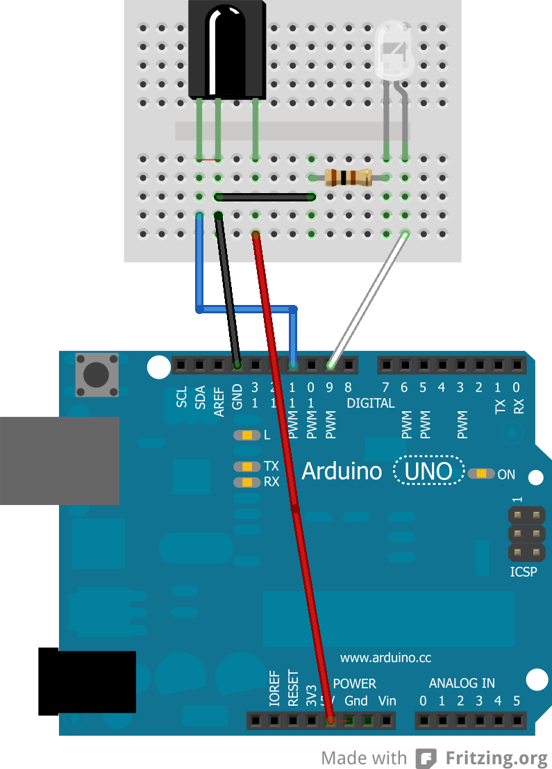 medium resolution of ir remote arduino tutorial