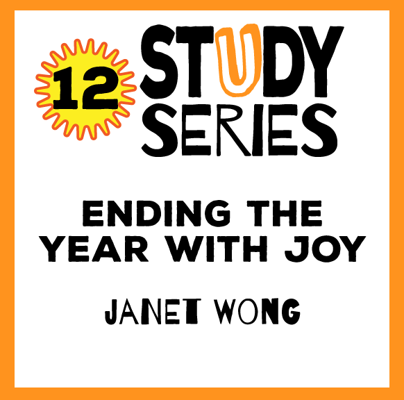 Study Series Session: Ending the Year with Joy