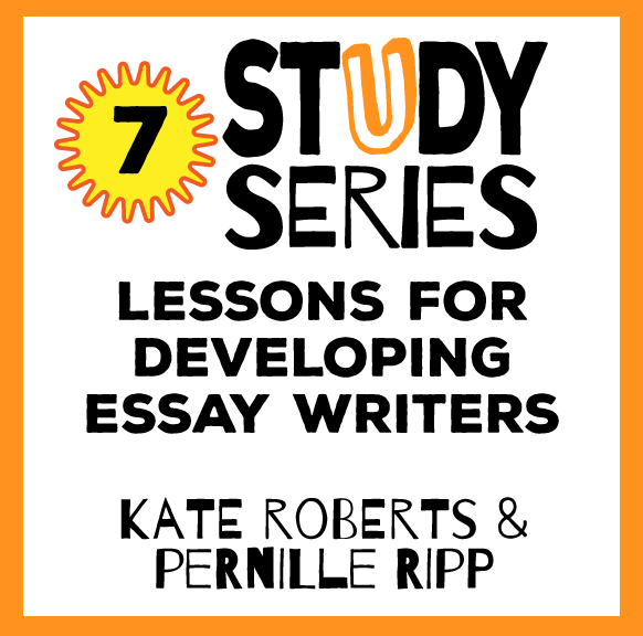 Study Series Session: Develop Strong Essay Writing with Paper and Tech