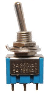 How To Wire A Toggle Switch With 6 Prongs : toggle, switch, prongs, Toggle, Switch, Wiring