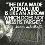 Tahajjud #Nightprayer