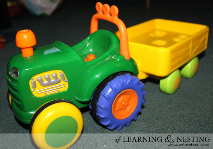 2015 Toddler Gift Guide - Kidoozie Funtime Tractor
