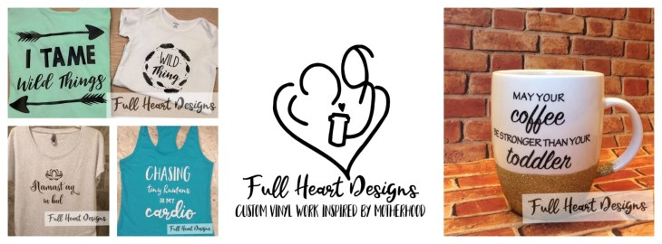 Thanks a Latte Giveaway Hop - Enter to win a tank top from Full Heart Designs