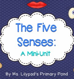 Five Senses Unit: A smelly good time! - Learning at the Primary Pond [ 768 x 1024 Pixel ]