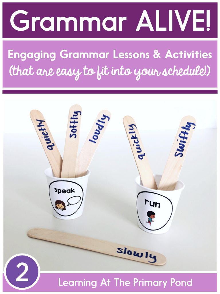 hight resolution of Category: Grammar - Learning at the Primary Pond