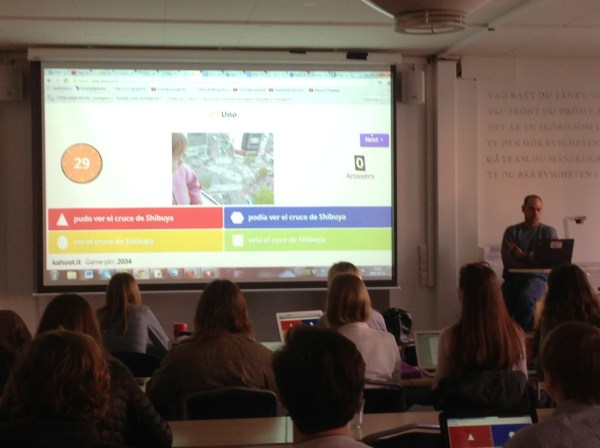 Kahoot In Spanish Learning Vr Schools