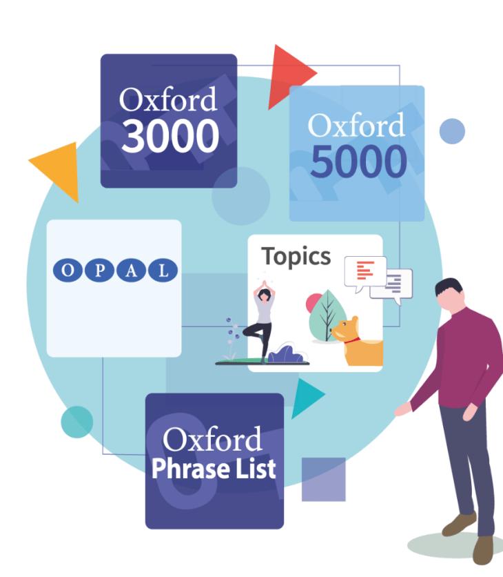 OALD word lists