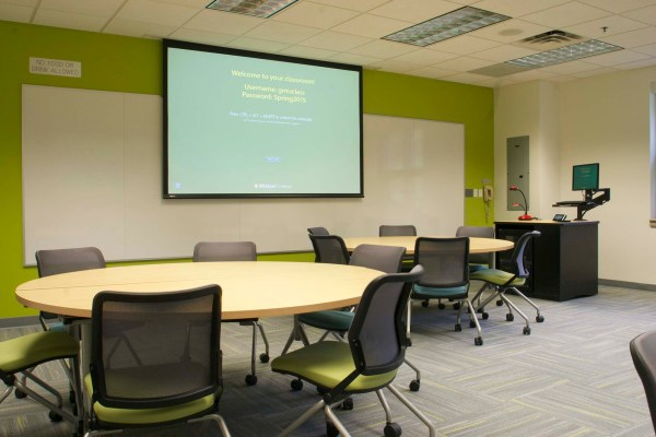Signature Learning Spaces Environments
