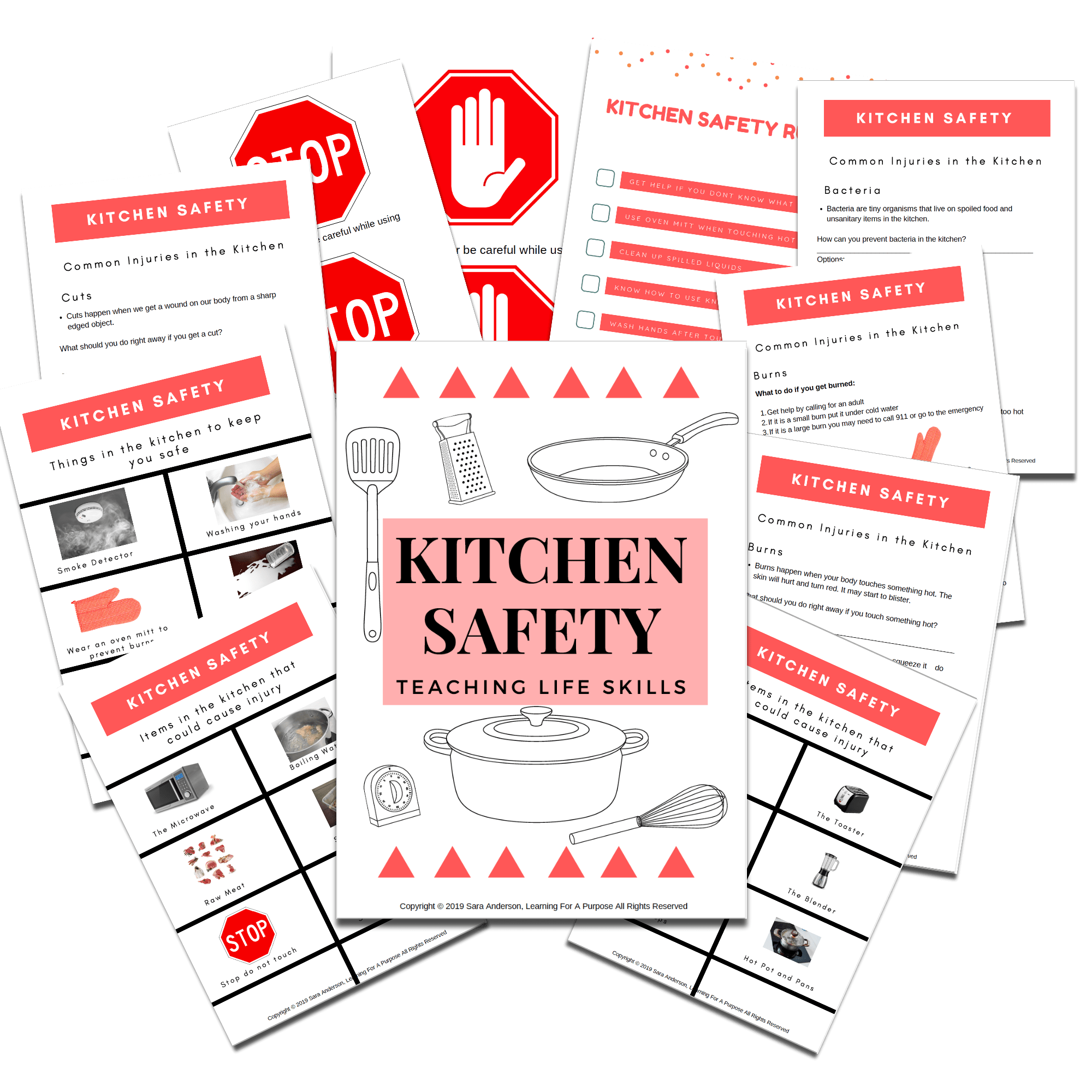 How To Teach Kitchen Safety Skills For Teens With Autism