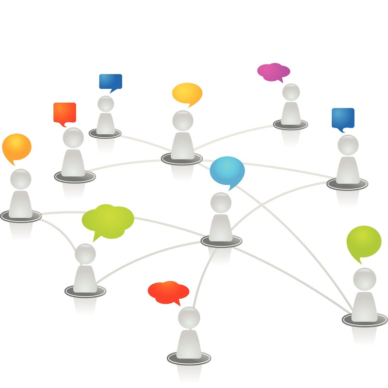 building networks for learning