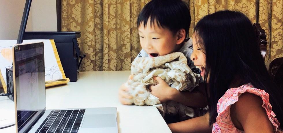 麻布的 OiKID 線上英語學習心得分享