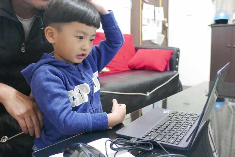 OiKID讓孩子專注學習