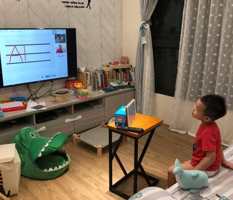 爸媽可以在家陪孩子一起學習