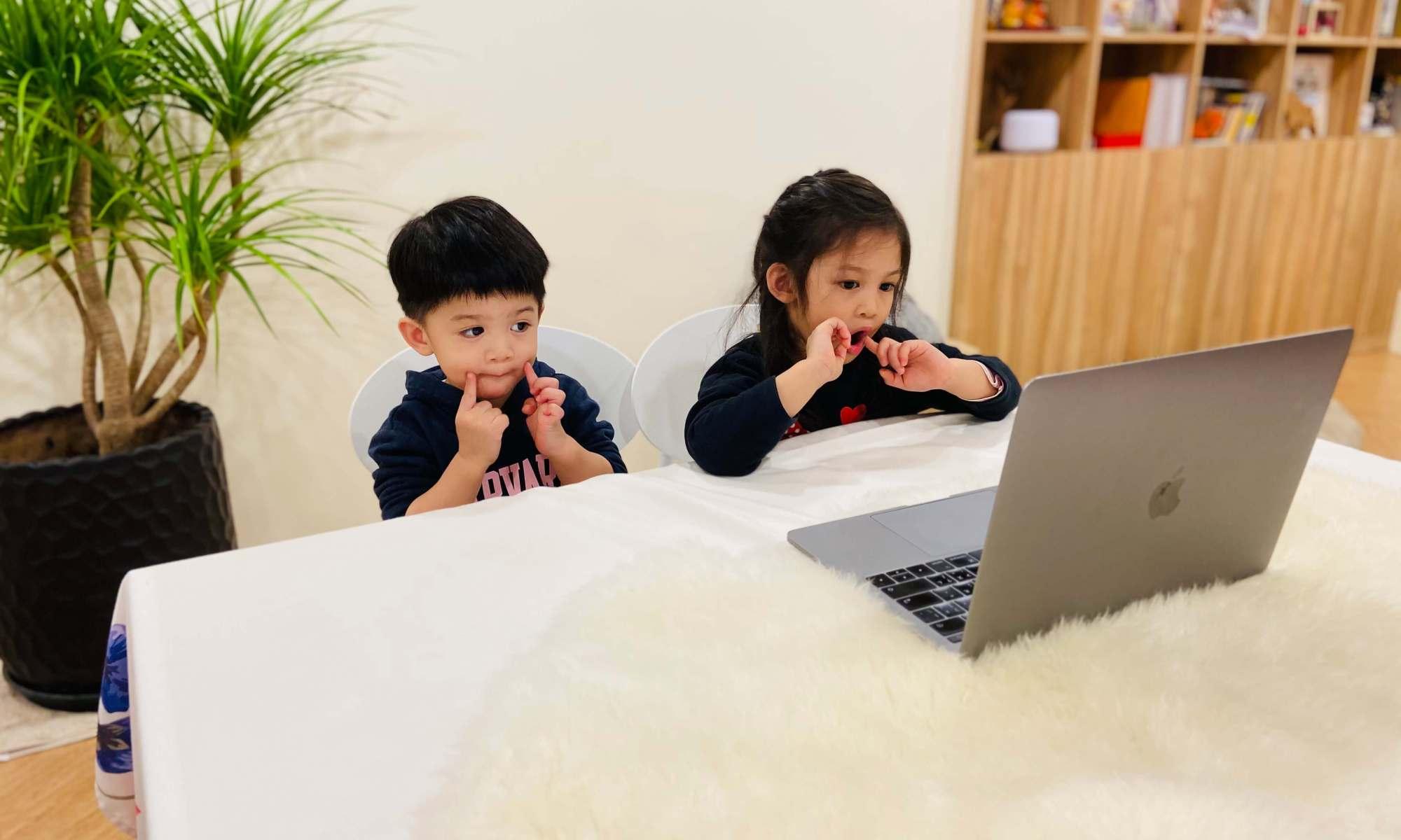 超有趣的 OiKID 線上英文課,開啟媽媽心中的感動與喜悅