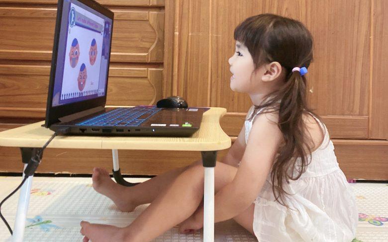 最重要的是孩子學得開心,才能讓英文變成興趣