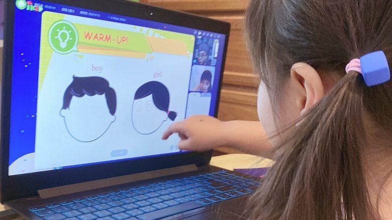 在家輕鬆創造語言學習環境,上課時間好彈性