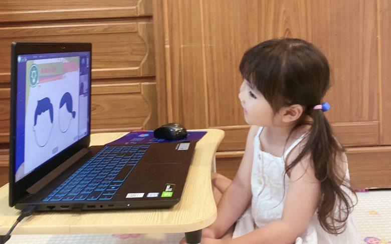 遊戲互動式學習讓孩子上課輕鬆沒壓力