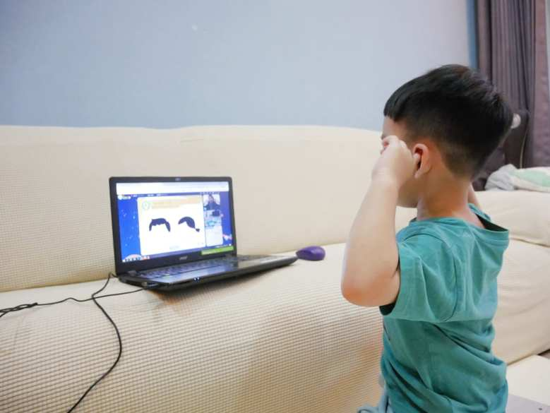 課程中融入遊戲,孩子剛接觸就喜歡