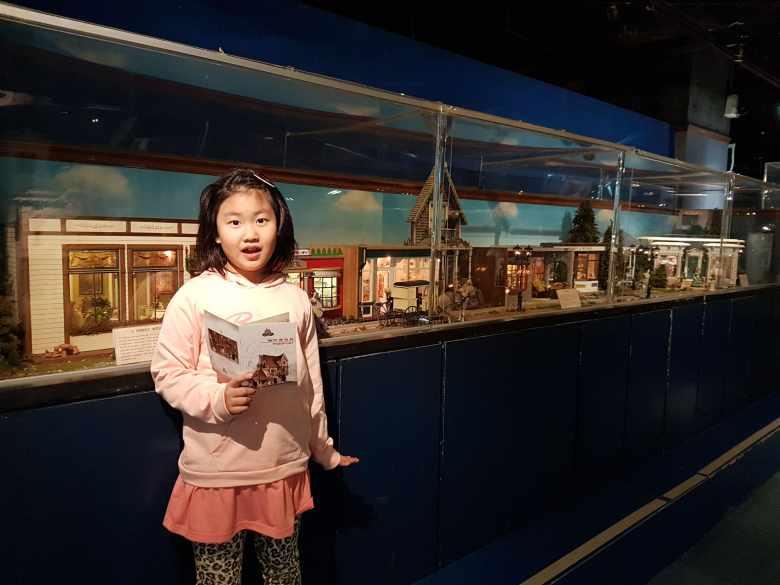 博物館參觀