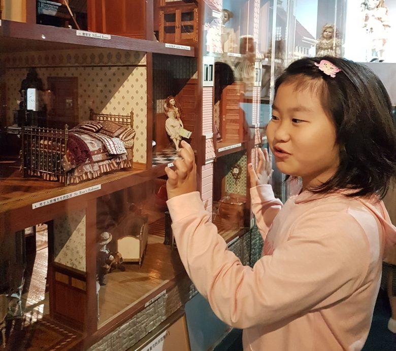 可愛的袖珍娃娃屋