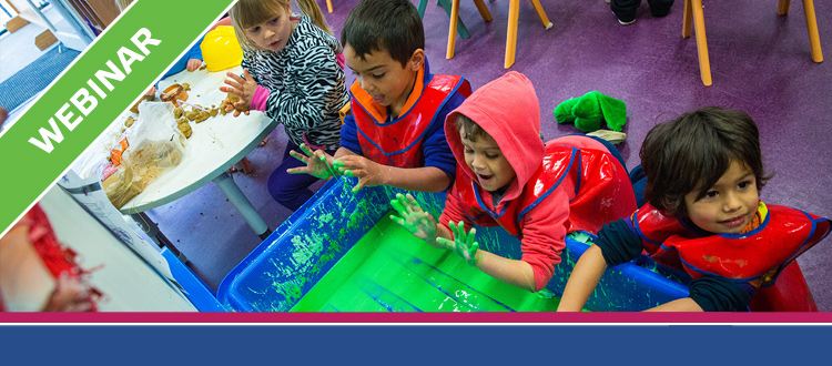 Creating effective early learning environments-webinar