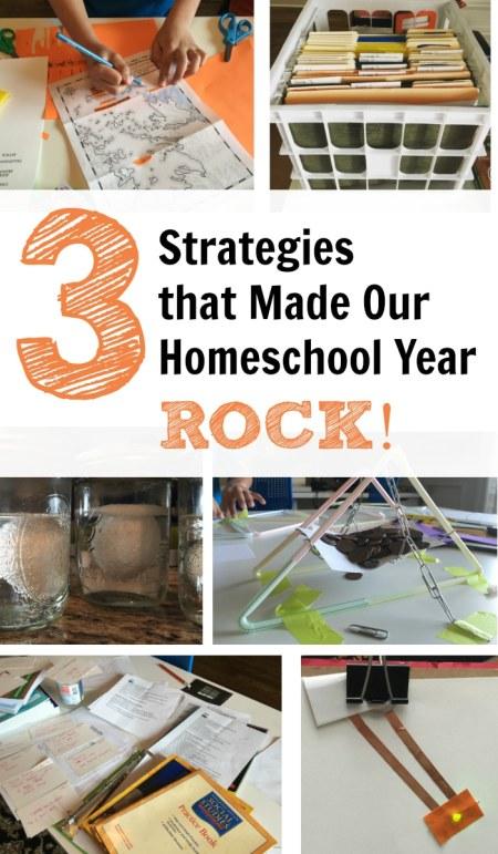 homeschool strategiest that work