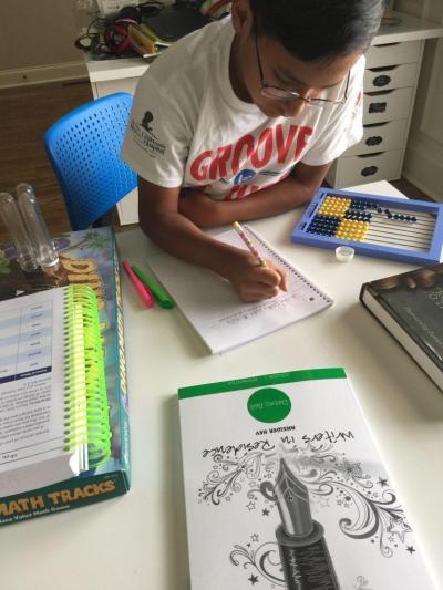 Homeschool Writing Curriculum Review