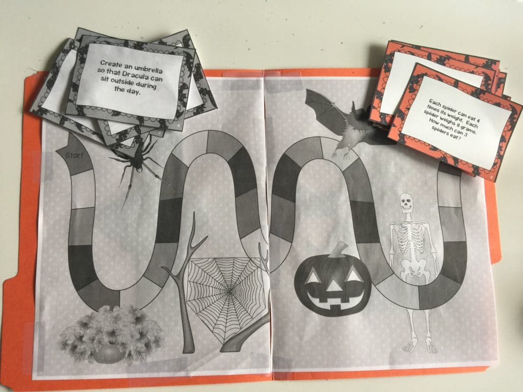 Halloween Reading Comprehension Using Informational Texts