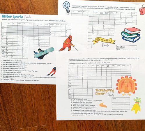 Escape Room Puzzle Ideas For Your Escape Room For Kids