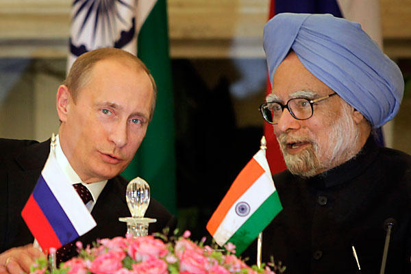 india-russia-ties