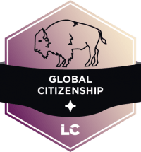 Involved-level Global Citizenship Badge