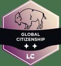 Engaged-level Global Citizenship Badge