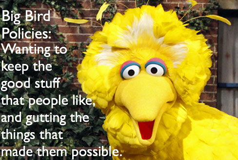 My take on #SaveBigBird