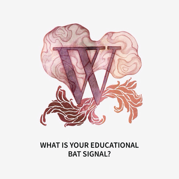 What Does Your Educational Bat Signal Consist Of?