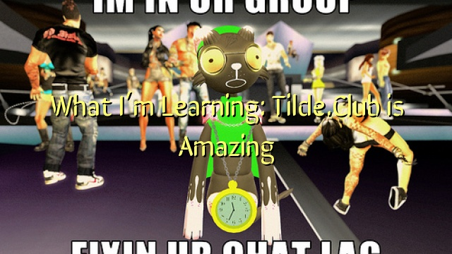 What I'm Learning: Tilde.Club is Amazing