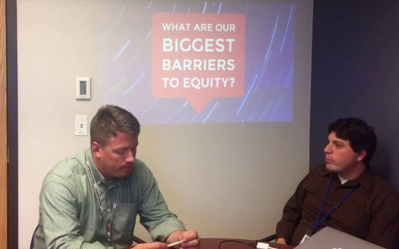 #WHOISaps: What are our biggest barriers to equity?