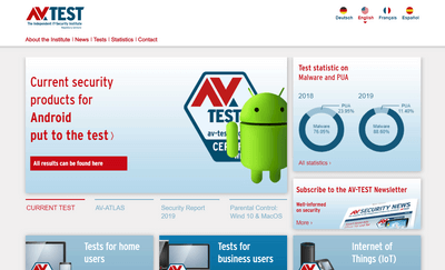 av-test網站