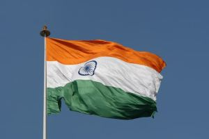 The Great Indian Flag