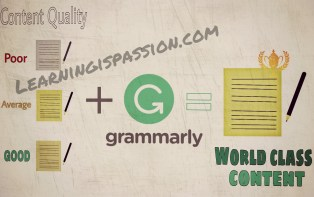 Grammarly + any content = world class content